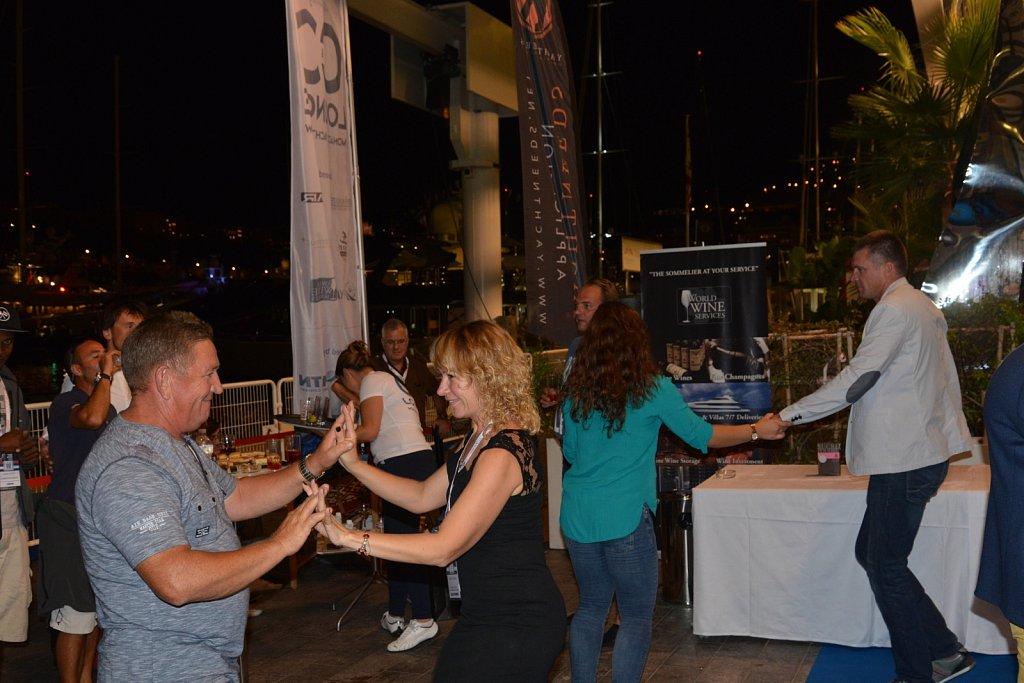 Monoaco Yacht Show 2016 party C&C